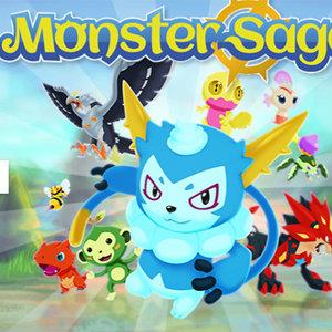 เกมดิจิมอน เกมดิจิมอน Monster Saga
