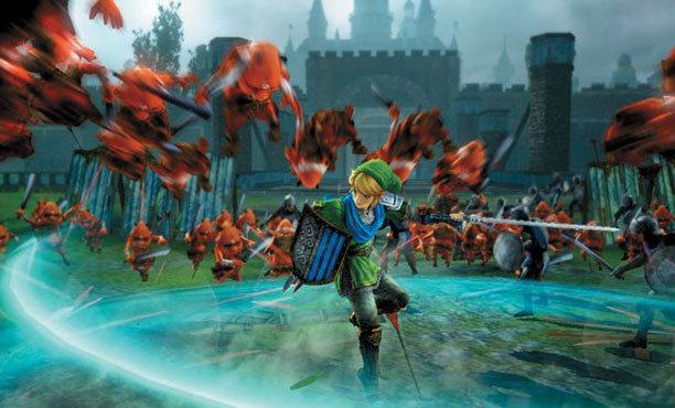 Zelda เวอร์ชั่นใหม่ Hyrule Warriors แบบแนวสามก๊ก