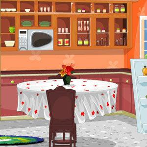 เกมส์แต่งบ้าน เกมส์แต่งห้องครัว