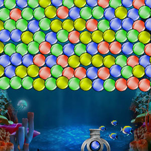 เกมส์ยิงลูกบอล Bubble Ocean