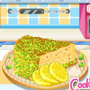 เกมส์ทำเค้ก เกมส์ทำเค้ก Make Pistachio Torte