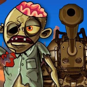 เกมส์ผี เกมส์รถถังปะทะผีซอมบี้