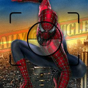 เกมส์อื่นๆ เกมส์ถ่ายรูป Spiderman 3 Photo Hunt