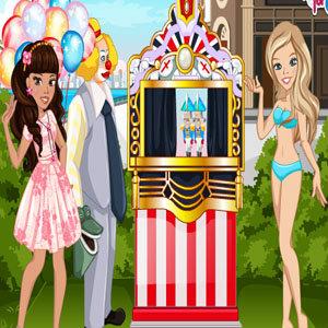 เกมส์แต่งตัวเกมส์แต่งตัว 2 สาวไปเที่ยวงานเทศกาล
