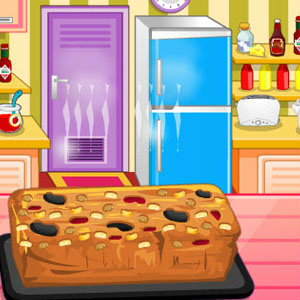 เกมส์ทำเค้ก Honey bean cake