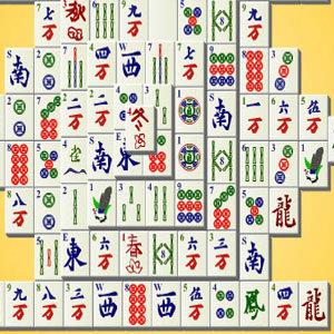 เกมส์จับคู่ เกมส์จับคู่ Mahjong