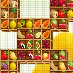 เกมส์จับคู่ Fruits Mahjong