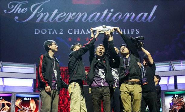 จีนซิวแชมป์ Dota 2 คว้าเงินรางวัล 160 ล้านบาท