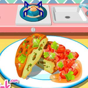 เกมส์ทำอาหาร เกมส์ทำอาหาร Herb Rissoles
