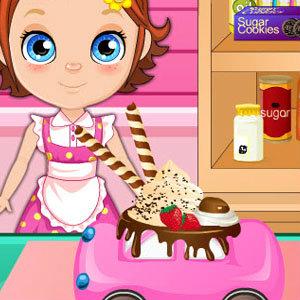 เกมส์ทำเค้ก รถเต่าแสนอร่อย