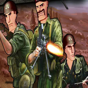 เกมส์ยิงปืน เกมส์ทหารยิงโจรผู้ร้าย