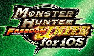 รีวิว Monster Hunter Freedom Unite for iOS
