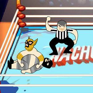 เกมส์ต่อสู้ เกมส์ต่อสู้คู่มวยปล้ำสุดมัน