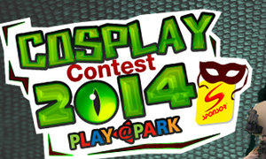 Playpark Cosplay Contest 2014 by SPONSOR