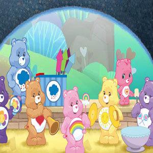 เกมส์เต้น-เกมส์ดนตรี เกมส์หมีน้อยเล่นดนตรี