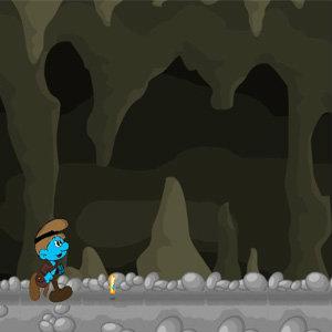 เกมส์ตัวการ์ตูนวิ่งเก็บเหรียญ