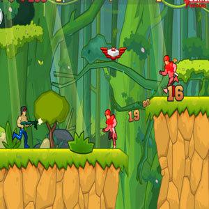 เกมส์ยิงเกมส์ทหารคอมมานโด
