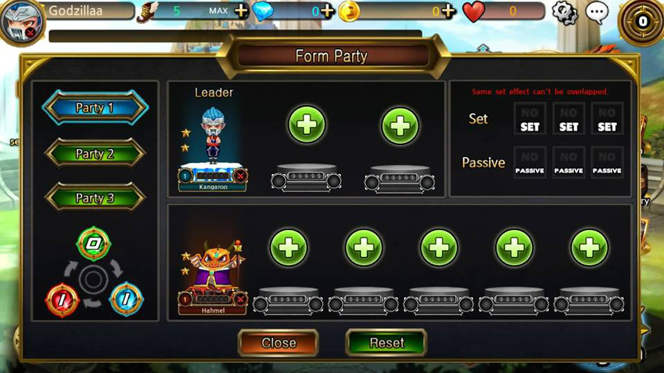 My Monster Party