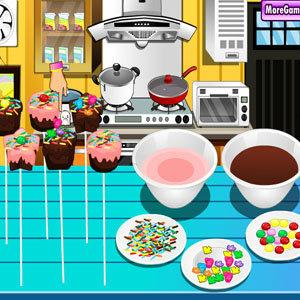 เกมส์ทำเค้ก เกมส์ทำเค้กโดนัทแสนอร่อย