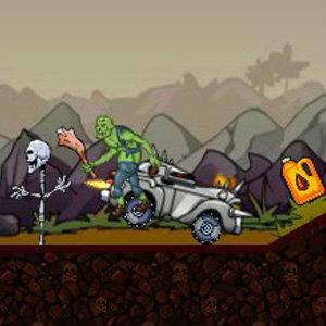 เกมส์ขับรถหนีฝูงซอมบี้