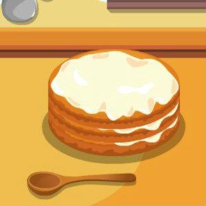 เกมส์ทำเค้ก เกมส์ทำเค้กมะพร้าวแสนอร่อย