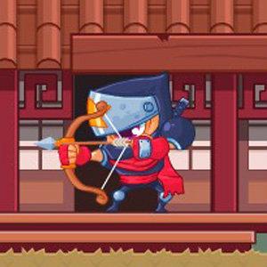 เกมส์ต่อสู้ เกมส์การต่อสู้ของนินจา