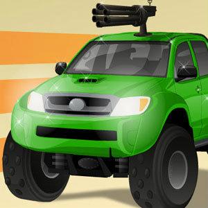 เกมส์รถแข่ง เกมขับรถบนภูเขาไฟ