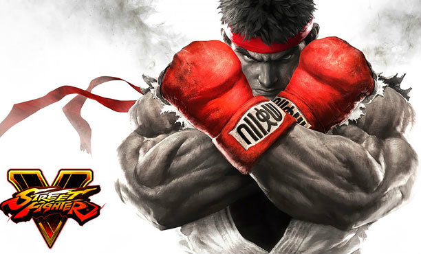Street Fighter V กำหนดออกคร่าวๆ ต้นปี 2016