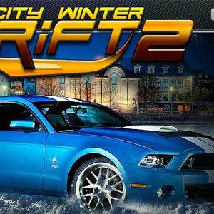 เกมส์รถแข่ง เกมส์รถแข่ง  City Winter Drift 2