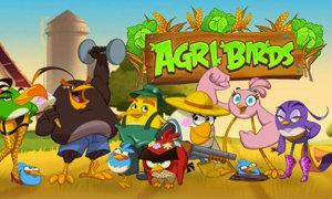 Agri Birds เมื่อเหล่านกพิโรธทำฟาร์ม (หรือระเบิดฟาร์ม?)