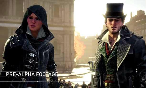 Assassin's Creed Syndicate เผยฟีเจอร์ใหม่ ในคลิป Alpha Demo