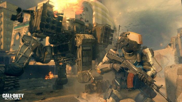 ชมคลิปตัวอย่าง Call of Duty: Black Ops III – Multiplayer