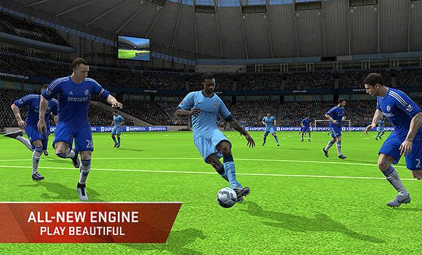EA SPORTS FIFA เกมฟุตบอลระดับคอนโซลบนมือถือ