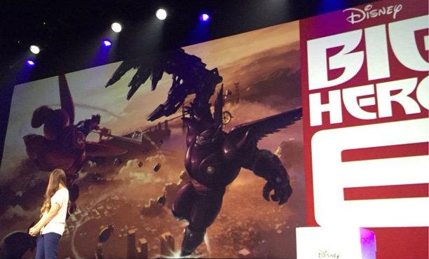 ดิสนี่ย์เพิ่มเนื้อเรื่อง Big Hero 6 เข้าไปในโลกของ Kingdom Hearts III