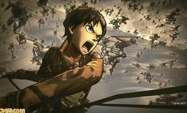 อัพเดตภาพและข้อมูลเกม ผ่าพิภพไททัน ฉบับ PS4