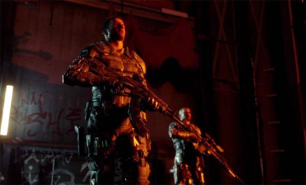 Call of Duty: Black Ops III ปล่อยคลิปตัวอย่างโหมดเนื้อเรื่อง