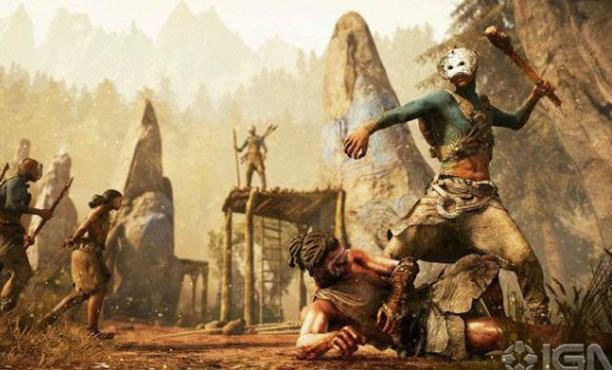 หลุด! Far Cry Primal ภาคใหม่ แต่ย้อนไปยุคหิน ยุคน้ำแข็ง