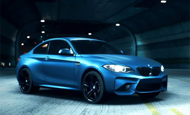 Need for Speed เพิ่ม BMW M2 Coupé รถจิ๋วแต่แจ๋ว แรงไม่ธรรมดา