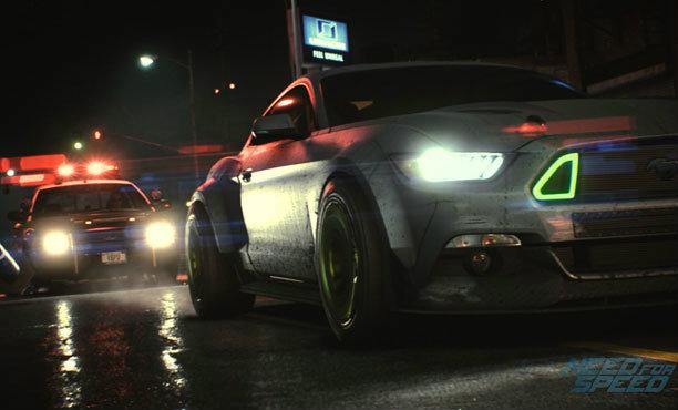 Need for Speed เผยระบบจราจร ตำรวจ และสไตล์การหาเงิน