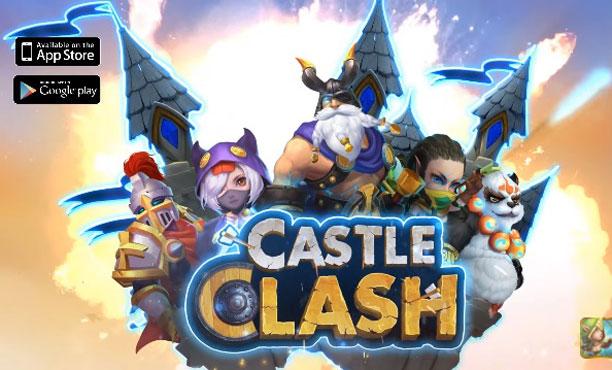แฉหมดเปลือก ฟีเจอร์ใหม่! ศึกชิงปราสาท : Castle Clash จากปาก Developer ที่คุณต้องรู้