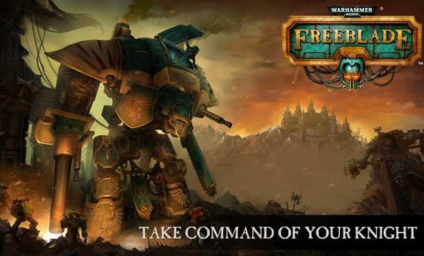 Warhammer 40K Freeblade เกมมือถือใหม่ประจำสัปดาห์ที่คุณต้องลอง