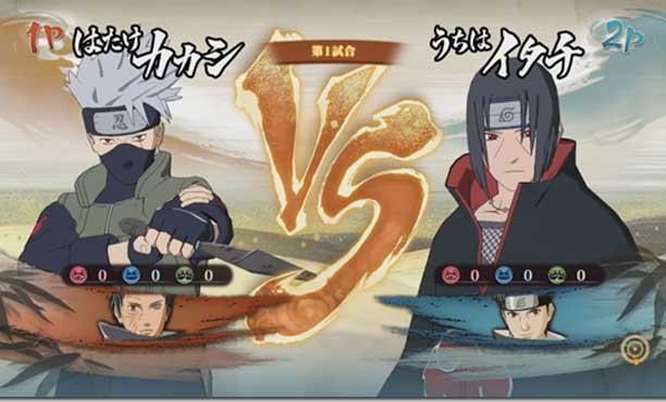 Naruto Ultimate Ninja Storm 4 คลิปตัวอย่างคาคาชิ&โอบิโตะ และอิทาจิ&ชิซุย