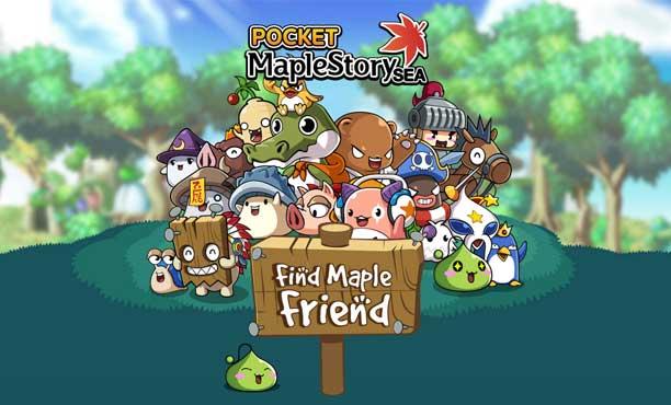 Pocket MapleStory SEA เปิด Pre-Register แล้ววันนี้