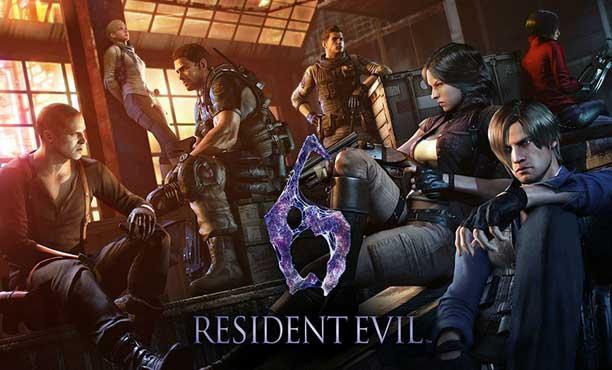 ท่าจะจริง! Resident Evil 6 HD ของ PS4 ขึ้นทะเบียนในออสเตรเลียด้วย