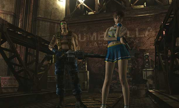 Resident Evil Zero HD เจาะที่มาตำนานไวรัสซอมบี้แบบคมชัด 19 มกราคมนี้