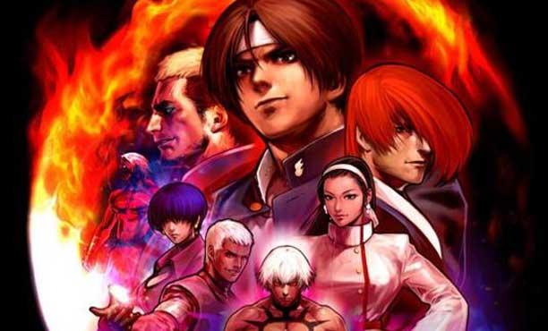 ราชันนักสู้ King of Fighters กำลังทำเป็นทีวีซีรี่ส์และอนิเมชั่น