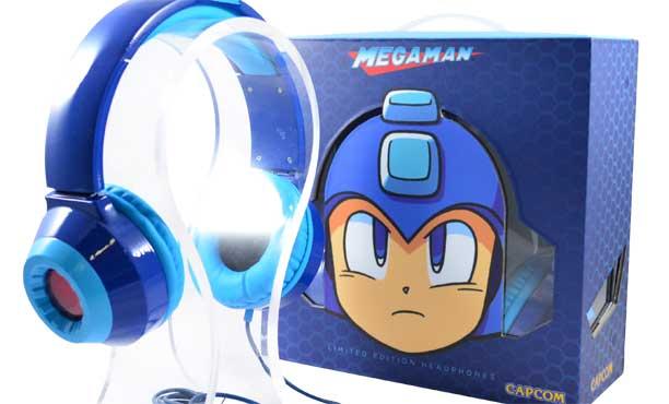ปลุกพลังพิทักษ์โลก ด้วยหูฟัง Mega Man ของ EMIO