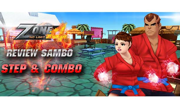 Zone4 Content: Review Sambo Step&Combo
