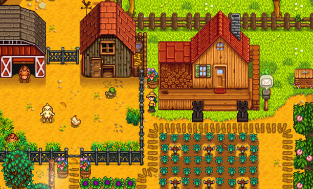 Stardew Valley เกมปลูกผักที่ชาว Steam แนะนำให้เล่น
