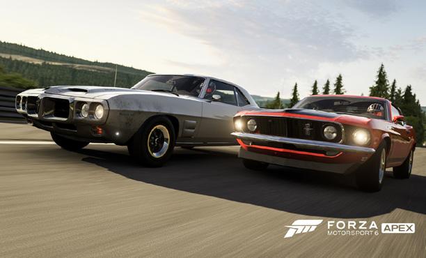 วีดีโอเกมเพลย์ Forza Motorsport 6: Apex เกมรถแข่งเล่นฟรีจากไมโครซอฟต์